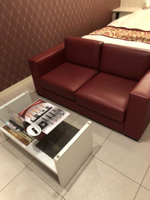 HOTEL Lei(大阪市/ラブホテル)の写真『435 リビングスペース』by 輝rin