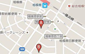 風俗店の地図