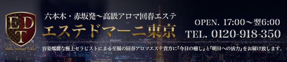 エステ ドマーニ(赤坂発・23区/派遣型エステ)