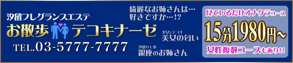 テコキナーゼ(新橋駅周辺/オナクラ)