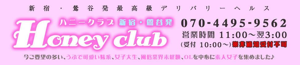 ハニークラブ 新宿店(新宿発・23区/韓国デリヘル)
