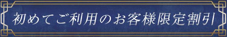 ご新規様キャンペーン 横浜プラチナ(関内/デリヘル)
