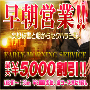 品格グループ 朝割引 ¥5,000 OFF 秘書の品格 クラブアッシュ ヴァリエ(日本橋/ヘルス)