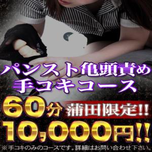 パンスト亀頭責め…1万円ポッキリ パンストフェチ妻離宮(蒲田/デリヘル)