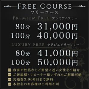 総額80分31000円 人気の高い女性から優先してご案内 厳選フリーコース THE MARVELOUS TOKYO(銀座/デリヘル)