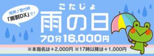 雨割DX 五反田女学園(五反田/ホテヘル)