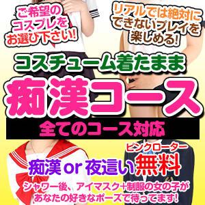 ★大人気!痴漢コース★★60分15,000円★ 痛快!セクハラ学園(赤羽/デリヘル)