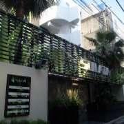 HOTEL SULATA渋谷道玄坂(全国/ラブホテル)の写真『昼間の外観(裏側)』by 郷ひろし(運営スタッフ)
