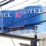 ホテル 10SEZOON(テンセゾン)船橋(全国/ラブホテル)の写真『屋上の看板』by ホテルレポったー