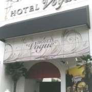 DESIGN HOTEL VOGUE(ヴォーグ)(全国/ラブホテル)の写真『昼の入り口』by すももももんがー