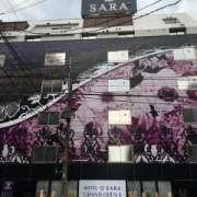 HOTEL SARA 錦糸町(全国/ラブホテル)の写真『外観全体』by 子持ちししゃも