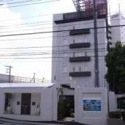 ホテル LEI(レイ)(全国/ラブホテル)の写真『昼の外観(北から)』by ホテルレポったー