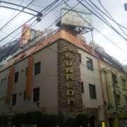 ホテル サンレオン(全国/ラブホテル)の写真『昼間の外観』by 郷ひろし(運営スタッフ)