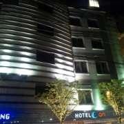 ホテル 晏-an-(アン)(全国/ラブホテル)の写真『早朝の外観』by スラリン