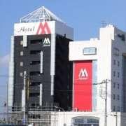 ホテルM(全国/ラブホテル)の写真『外観(東から)』by ホテルレポったー