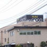 ホテル La・COCO(ラ・ココ)(全国/ラブホテル)の写真『遠景(千葉北ICより)』by ホテルレポったー