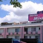 ホテル ミスト(全国/ラブホテル)の写真『昼の外観(東から)』by ホテルレポったー
