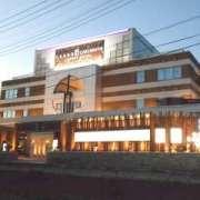 GRAND CARIBBEAN LUXURY HOTEL(全国/ラブホテル)の写真『朝の外観』by すももももんがー