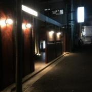 HOTEL the LIP(全国/ラブホテル)の写真『入口付近の様子と外観』by 少佐