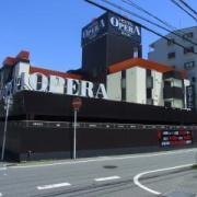 OPERA RESORT(全国/ラブホテル)の写真『昼の外観(南西から)』by ホテルレポったー