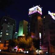 HOTEL ATLANTIS (アトランティス)谷町店(全国/ラブホテル)の写真『外観ズーム』by 子持ちししゃも