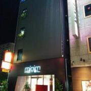 ホテルminim(ミニム)(全国/ラブホテル)の写真『昼の外観』by スラリン
