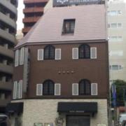 ホテルショコラ(全国/ラブホテル)の写真『外観(夕方・正面)④』by 少佐