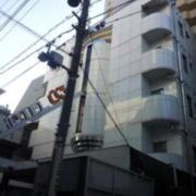HOTEL 03(全国/ラブホテル)の写真『外観(夕方)②』by 少佐