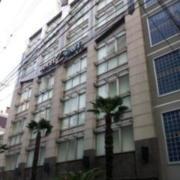 ホテル D-WAVE(ディーウェイブ)(全国/ラブホテル)の写真『外観(夕方)②』by 少佐