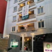 HOTEL STATION スクエア(全国/ラブホテル)の写真『全体の雰囲気(夕方)』by 少佐