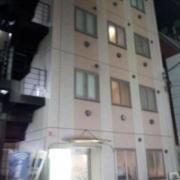 アクア横浜(全国/ラブホテル)の写真『外観(夕方)①』by 少佐