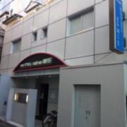 ホテルNew MIE(ミエ)(全国/ラブホテル)の写真『外観(朝)①』by 少佐