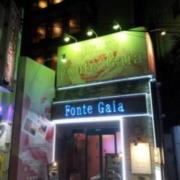 ホテル フォンテガイア(全国/ラブホテル)の写真『背景が暗いけど夜の外観②』by 少佐