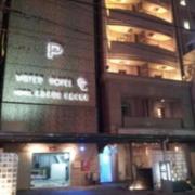 カシュカシュ(全国/ラブホテル)の写真『夕方の外観(遠景)』by 郷ひろし(運営スタッフ)