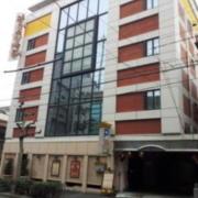 オリエンタルホテル(全国/ラブホテル)の写真『朝の外観④』by 少佐