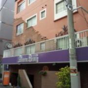 ホテル アルサンベール(全国/ラブホテル)の写真『朝の外観①』by 少佐