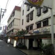 ホテル ホワイト(全国/ラブホテル)の写真『朝の外観①』by 少佐
