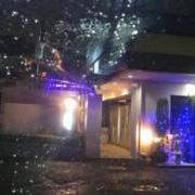 プランタン国分寺(全国/ラブホテル)の写真『外観。駅から徒歩だと遠かったです。』by ごえもん(運営スタッフ)