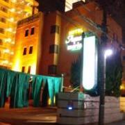 ホテル アクアマリン(全国/ラブホテル)の写真『昼の外観(北西から)』by ホテルレポったー