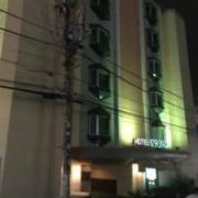 ホテル オスカー(全国/ラブホテル)の写真『昼の入り口』by ホテルレポったー