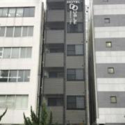 HOTEL DOUBLE(ホテル ダブル)(全国/ラブホテル)の写真『夕方の外観・北側』by 少佐