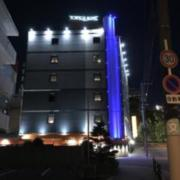 タワーズホテル(全国/ラブホテル)の写真『夕方の外観①』by 少佐