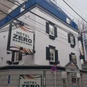 HOTEL ZERO MARUYAMA(全国/ラブホテル)の写真『昼外観1』by ところてんえもん