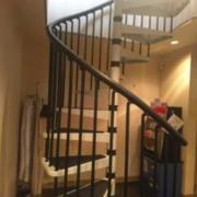 HOTEL SA(さー)(全国/ラブホテル)の写真『406号室の露天風呂への階段』by fooo