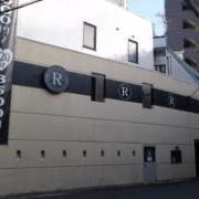 HOTEL Runa(ルナ)(全国/ラブホテル)の写真『昼外観』by ところてんえもん