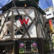 Wバグース(全国/ラブホテル)の写真『昼の外観、正面』by 逆水流