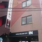 WILL BAY CITY KASAI(ウィルベイシティ葛西店)(全国/ラブホテル)の写真『ホテル入口風景と料金案内板』by YOSA69