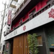 ホテル 彩(全国/ラブホテル)の写真『昼外観』by ところてんえもん