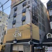 HOTEL SEN(全国/ラブホテル)の写真『夜の外観』by あらび