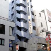 サンマリン(新宿区/ラブホテル)の写真『昼の外観』by ルドルフ